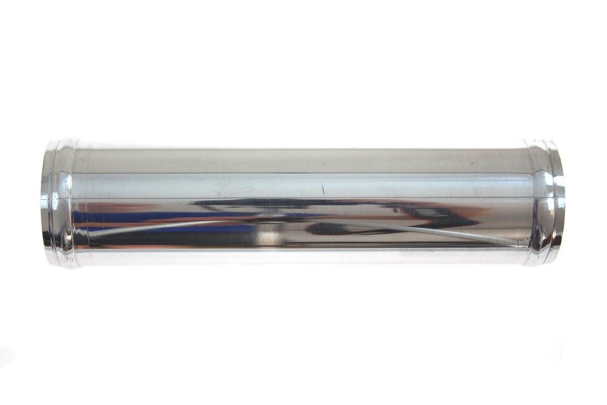 Rura aluminiowa 0st 51mm 20cm - GRUBYGARAGE - Sklep Tuningowy